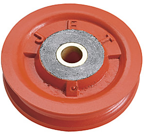 Campbell Wire Rope Steel Sheaves | Sheave Bushings